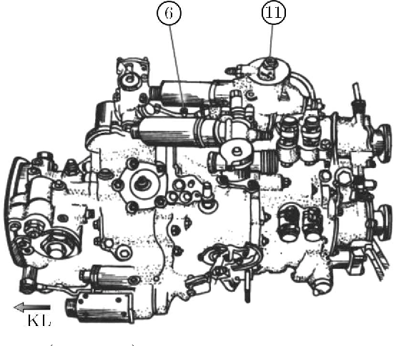 Phase Mapping In The Diagnosing Of A Turbojet Engine