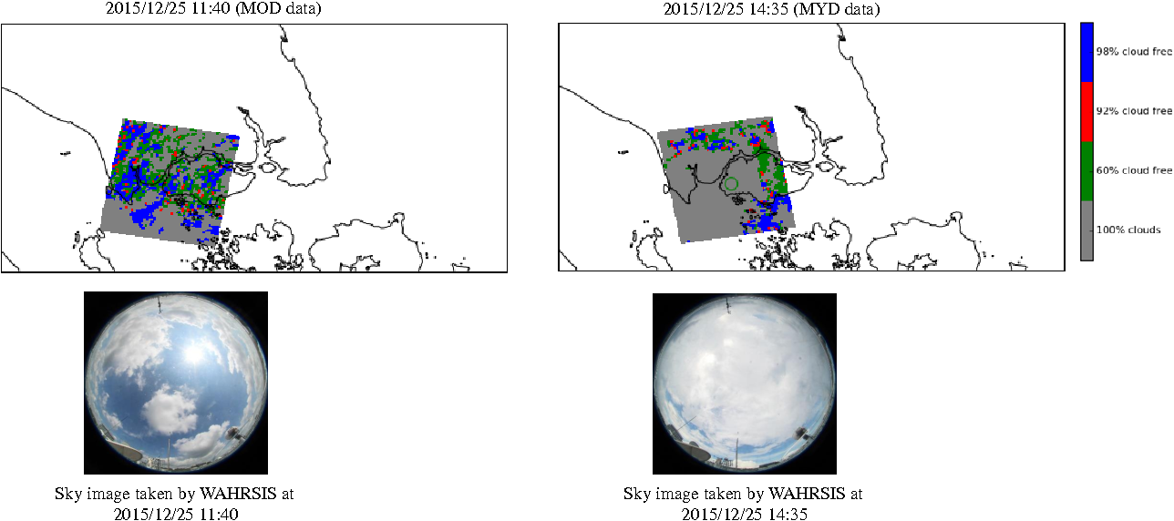 Figure 1 for Correlating Satellite Cloud Cover with Sky Cameras