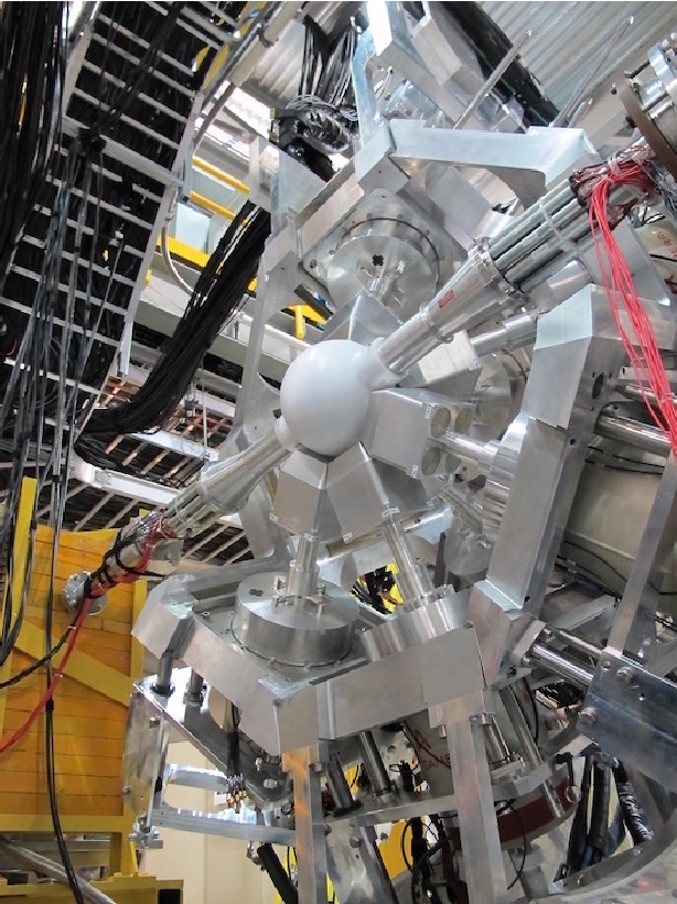 Figure 5 from The GRIFFIN Facility for Decay-Spectroscopy