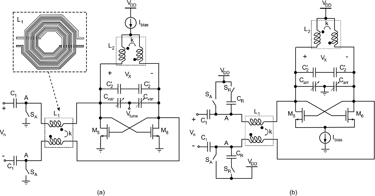 Analysis And Design Of An Integrated Notch Filter For The Rejection Circuit Diagram Interference In Uwb Systems