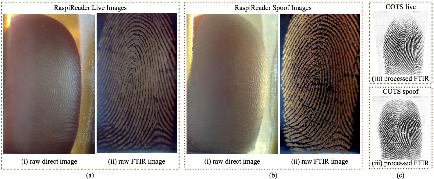 Figure 3 for RaspiReader: Open Source Fingerprint Reader