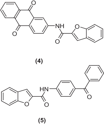 The Hypolipidemic Activity Of Novel Benzofuran 2 Carboxamide