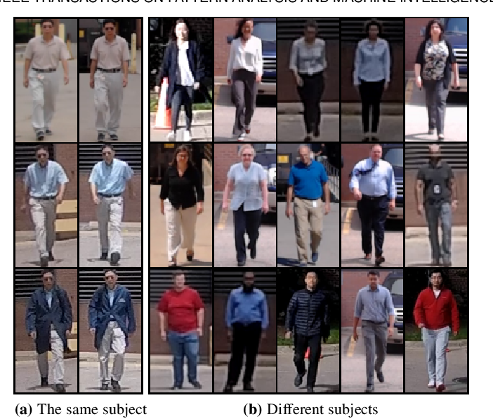 Figure 4 for On Learning Disentangled Representations for Gait Recognition