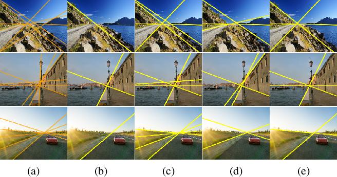 Figure 1 for Harmonious Semantic Line Detection via Maximal Weight Clique Selection