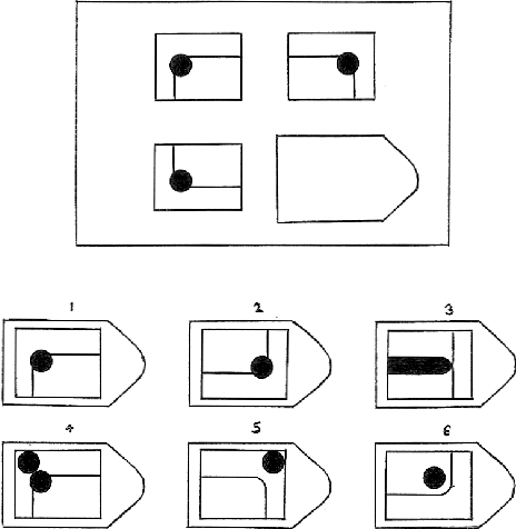 Figure 1 for Modeling Gestalt Visual Reasoning on the Raven's Progressive Matrices Intelligence Test Using Generative Image Inpainting Techniques