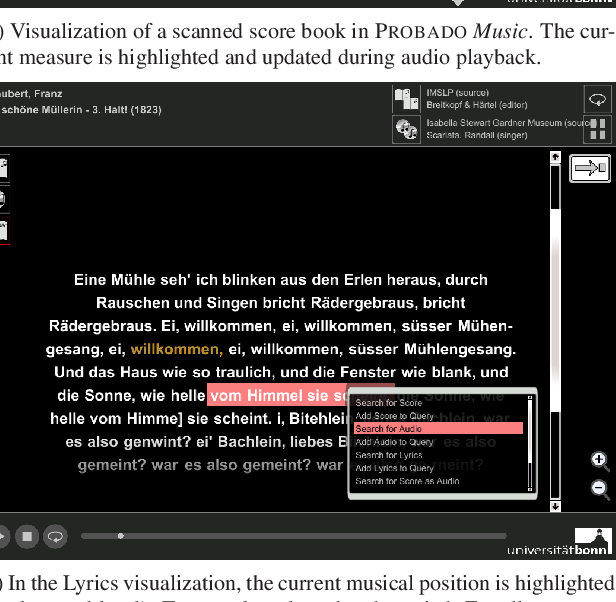 Figure 5 from PROBADO MUSIC : A MULTIMODAL ONLINE MUSIC LIBRARY