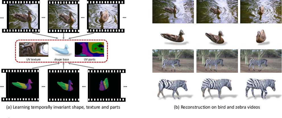 Figure 1 for Online Adaptation for Consistent Mesh Reconstruction in the Wild