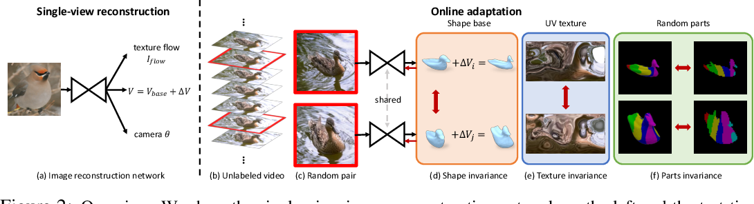 Figure 3 for Online Adaptation for Consistent Mesh Reconstruction in the Wild