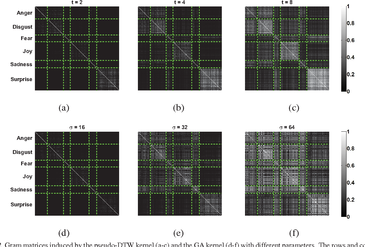 Figure 3 for Emotional Expression Classification using Time-Series Kernels