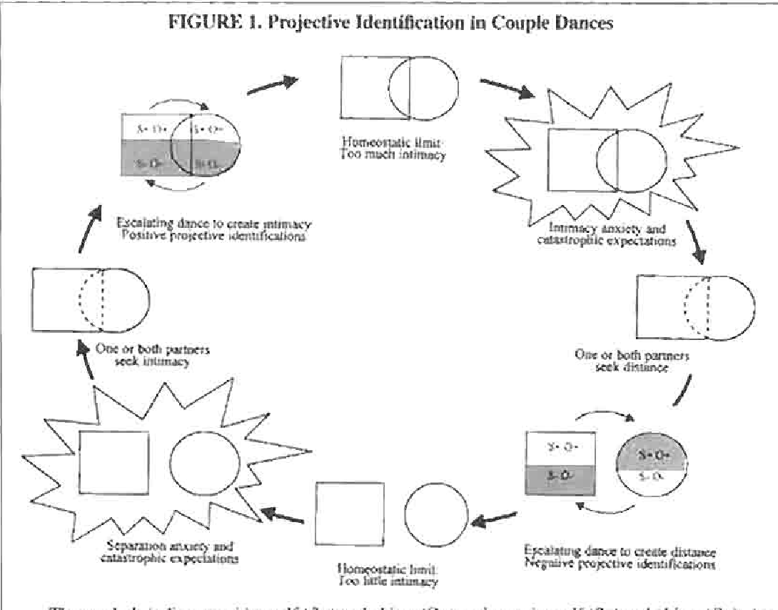 Projective identification in common couple dances  - Semantic Scholar