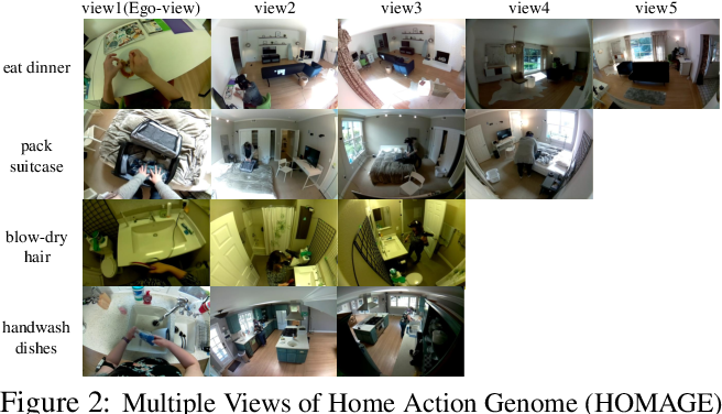 Figure 3 for Home Action Genome: Cooperative Compositional Action Understanding