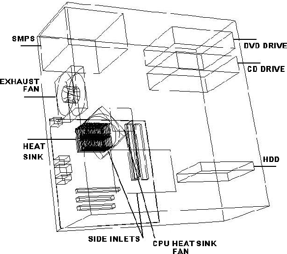 Cpu Cooling Fan Circuit Diagram