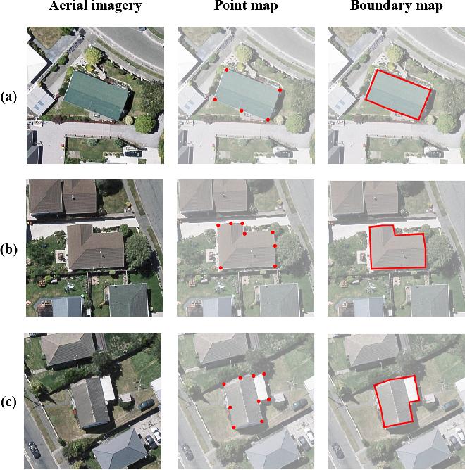 Figure 4 for Instance segmentation of buildings using keypoints