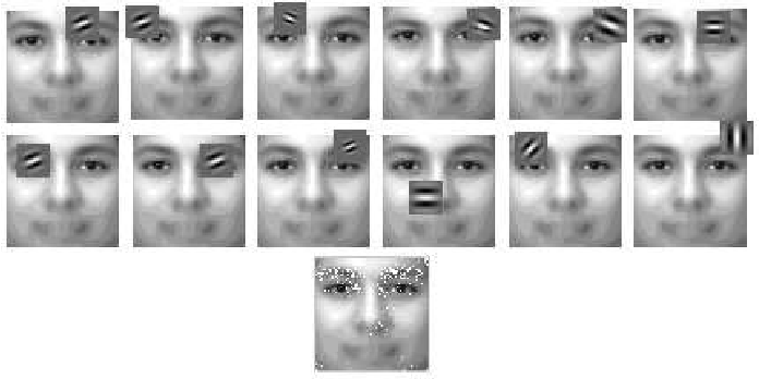 Figure 1 for Parallel AdaBoost Algorithm for Gabor Wavelet Selection in Face Recognition