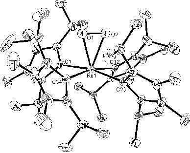 Figure 1 From Formation Of Runhc4eta2 O2h An Unusual High