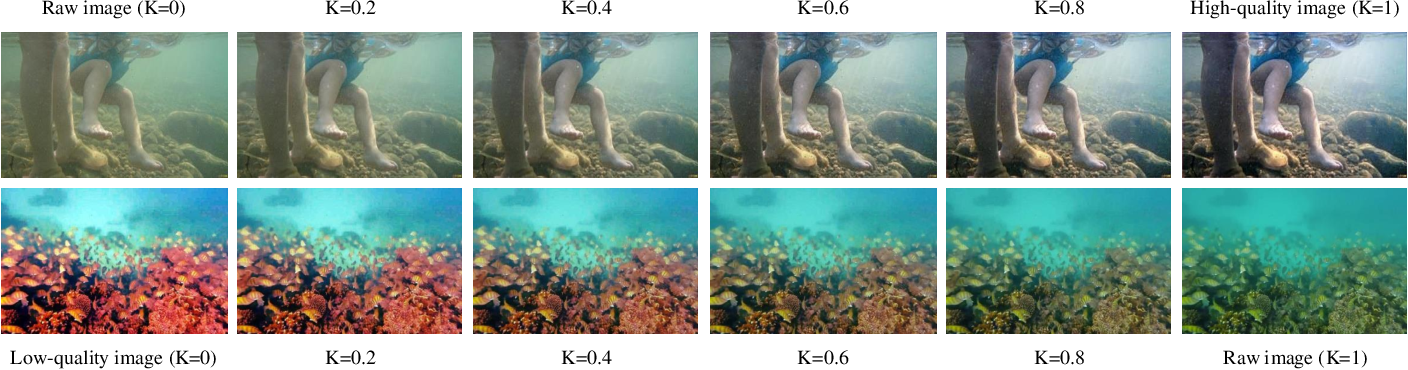 Figure 3 for Twice Mixing: A Rank Learning based Quality Assessment Approach for Underwater Image Enhancement
