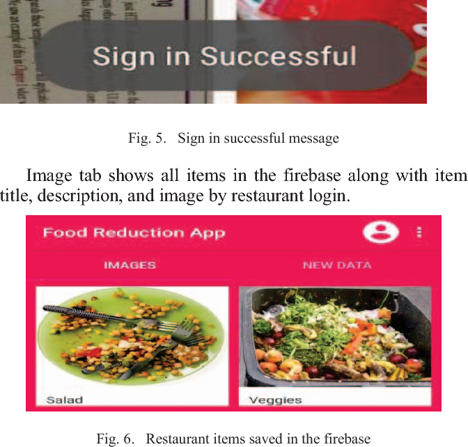 A Food Wastage Reduction Mobile Application - Semantic Scholar