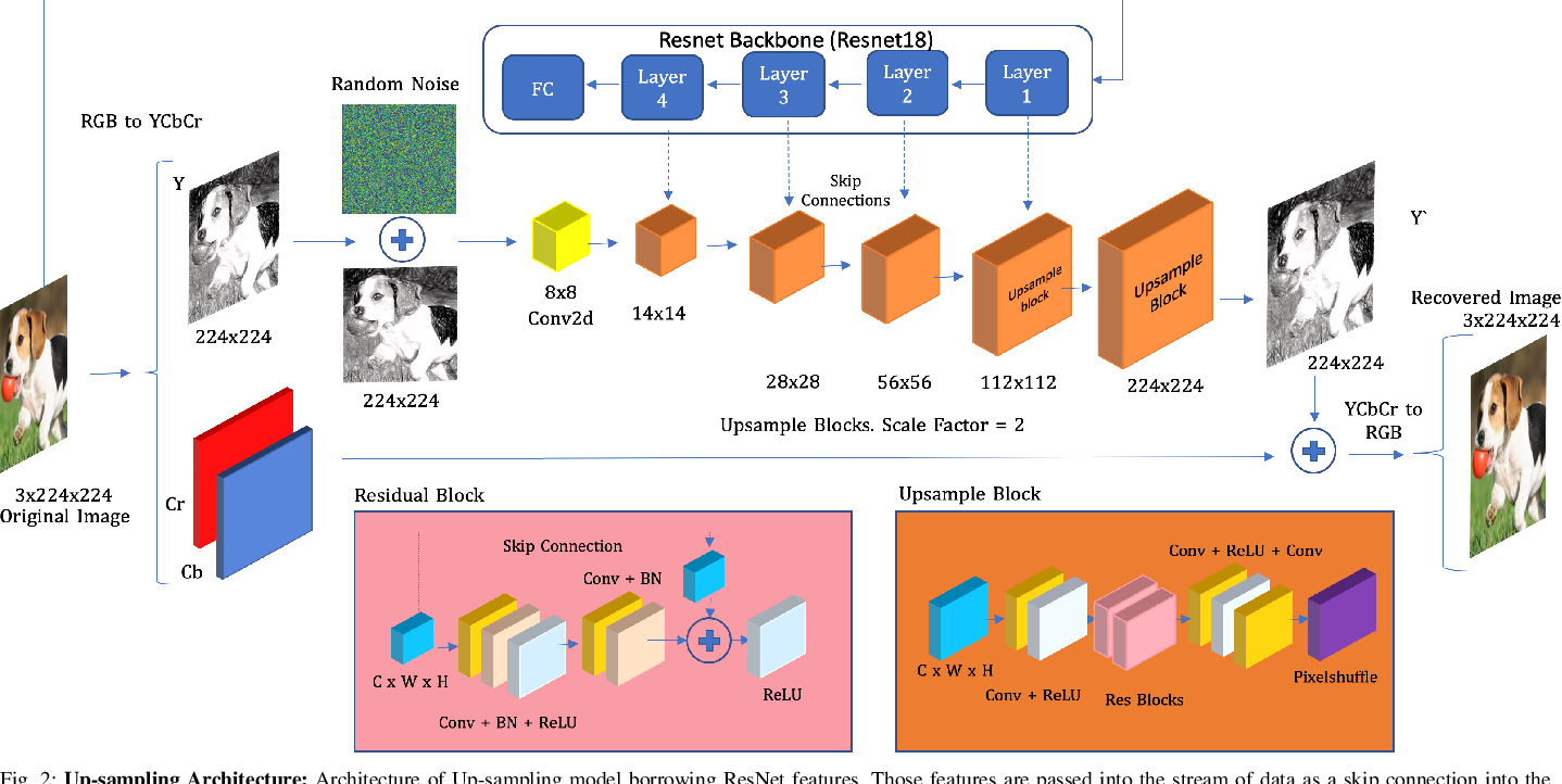 Figure 2 for Adversarial Perturbations Prevail in the Y-Channel of the YCbCr Color Space