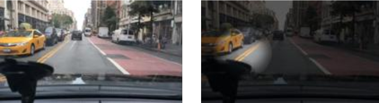Figure 1 for Reason induced visual attention for explainable autonomous driving