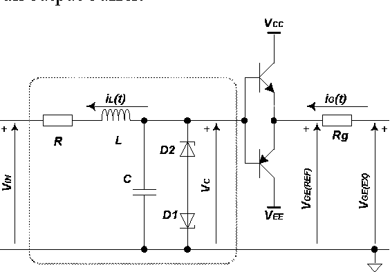 Figure 7 from Gate driver with feed forward control of turn
