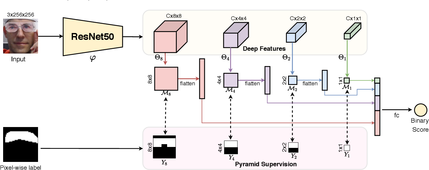 Figure 3 for Revisiting Pixel-Wise Supervision for Face Anti-Spoofing