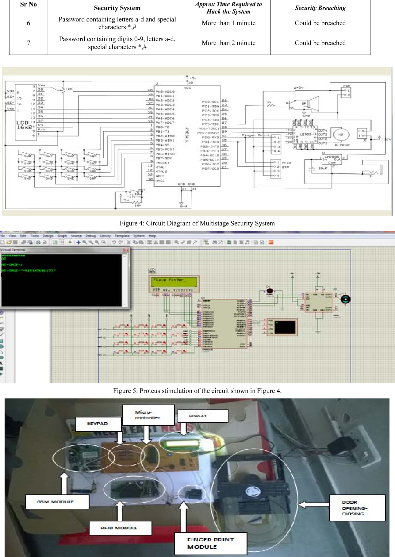 An Efficient Multistage Security System For User Authentication Burglar Alarm Circuit Diagram Which Is Semantic Scholar