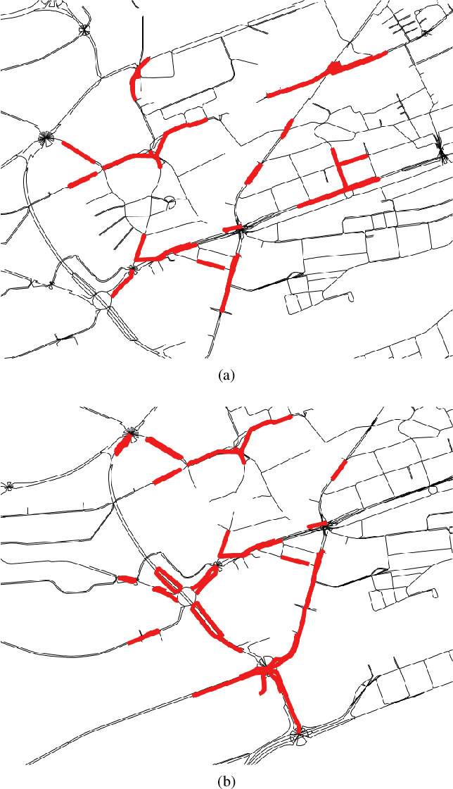 Figure 4 for Structural Recurrent Neural Network for Traffic Speed Prediction