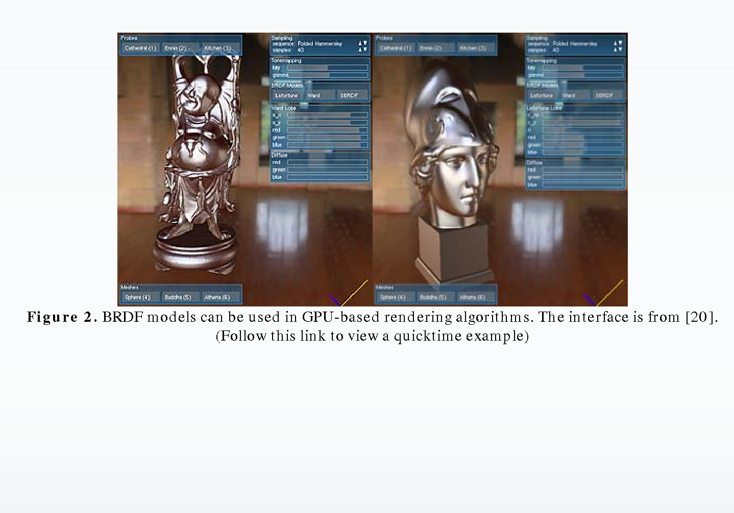 Figure 2 from A survey of BRDF models for computer graphics