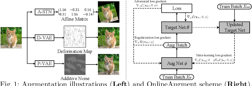 Figure 1 for OnlineAugment: Online Data Augmentation with Less Domain Knowledge