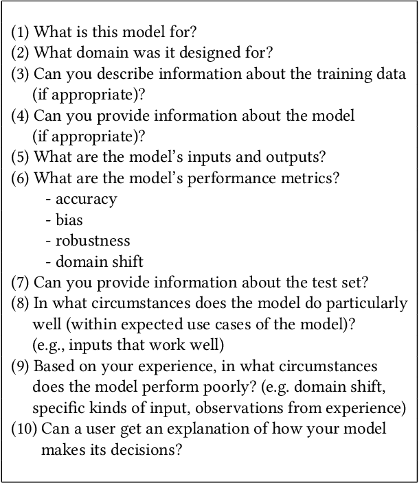 Figure 2 for A Methodology for Creating AI FactSheets