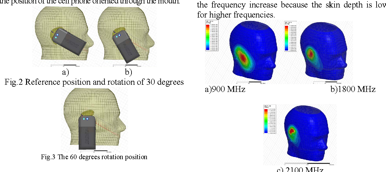 Figure 3 from On the computation of the SAR for a 3D human head