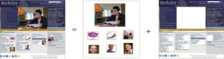 Figure 1 for Color Assessment and Transfer for Web Pages