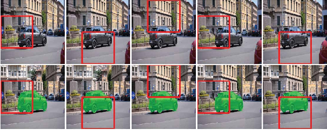 Figure 3 for Patchwork: A Patch-wise Attention Network for Efficient Object Detection and Segmentation in Video Streams