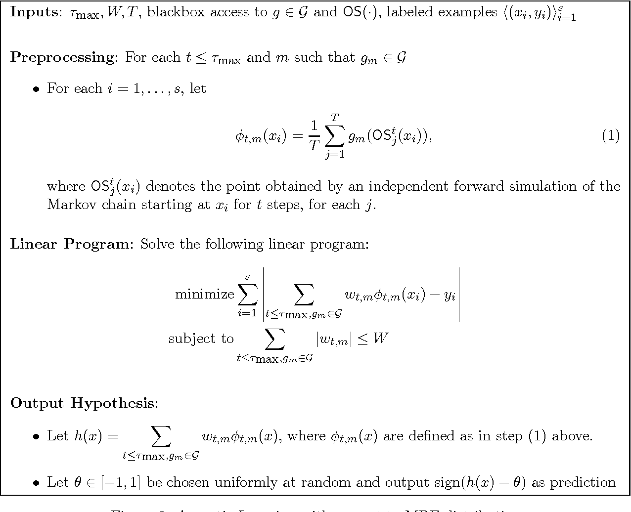 Figure 3 for MCMC Learning
