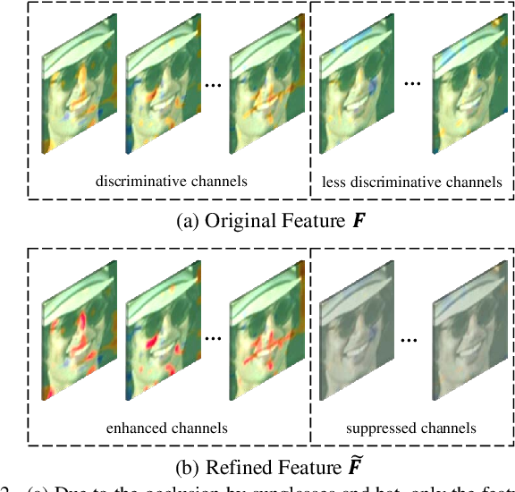 Figure 2 for Locality-aware Channel-wise Dropout for Occluded Face Recognition