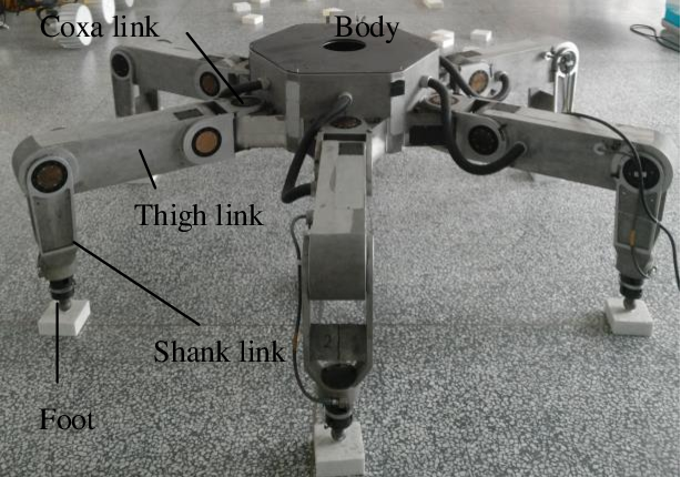 Figure 4 for Fault Tolerant Free Gait and Footstep Planning for Hexapod Robot Based on Monte-Carlo Tree