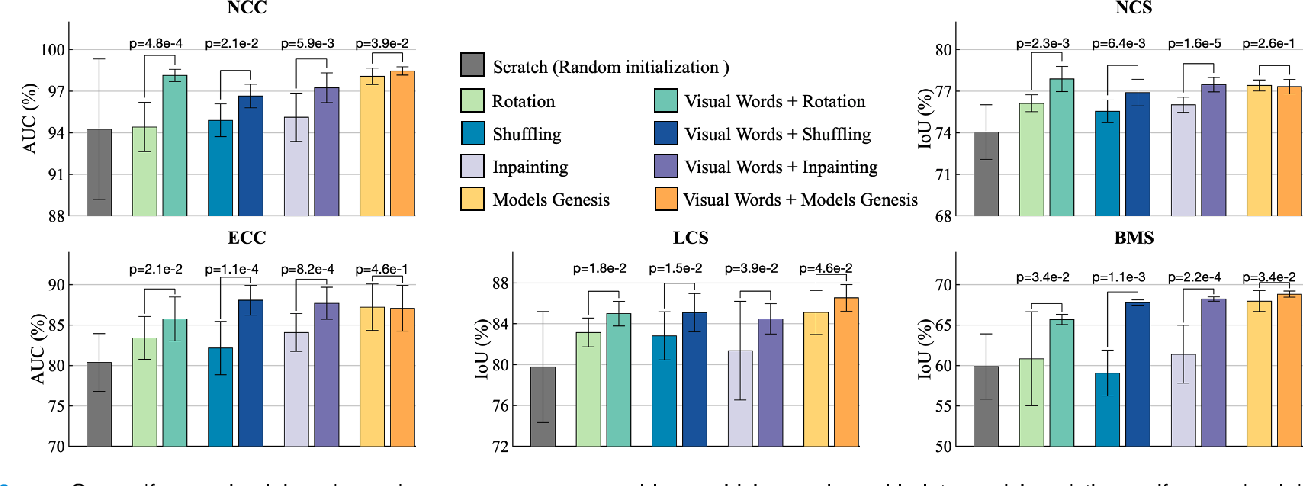 Figure 3 for Transferable Visual Words: Exploiting the Semantics of Anatomical Patterns for Self-supervised Learning