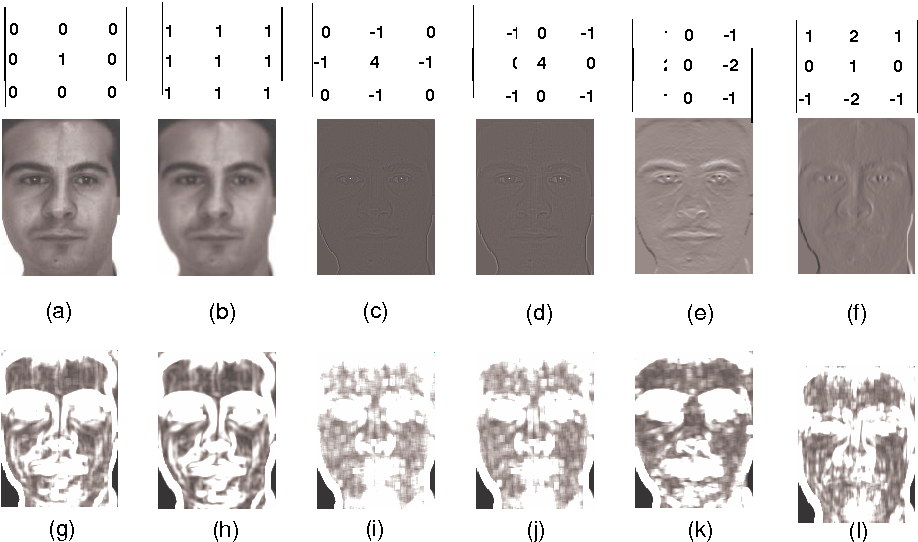 Figure 1 for Examplers based image fusion features for face recognition