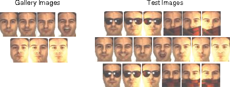 Figure 3 for Examplers based image fusion features for face recognition