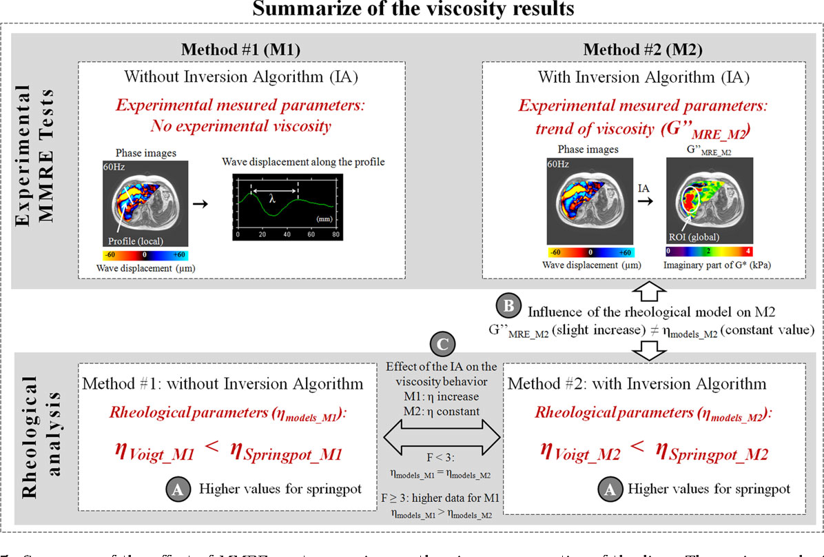 Analysis Of Liver Viscosity Behavior As A Function Of Multifrequency