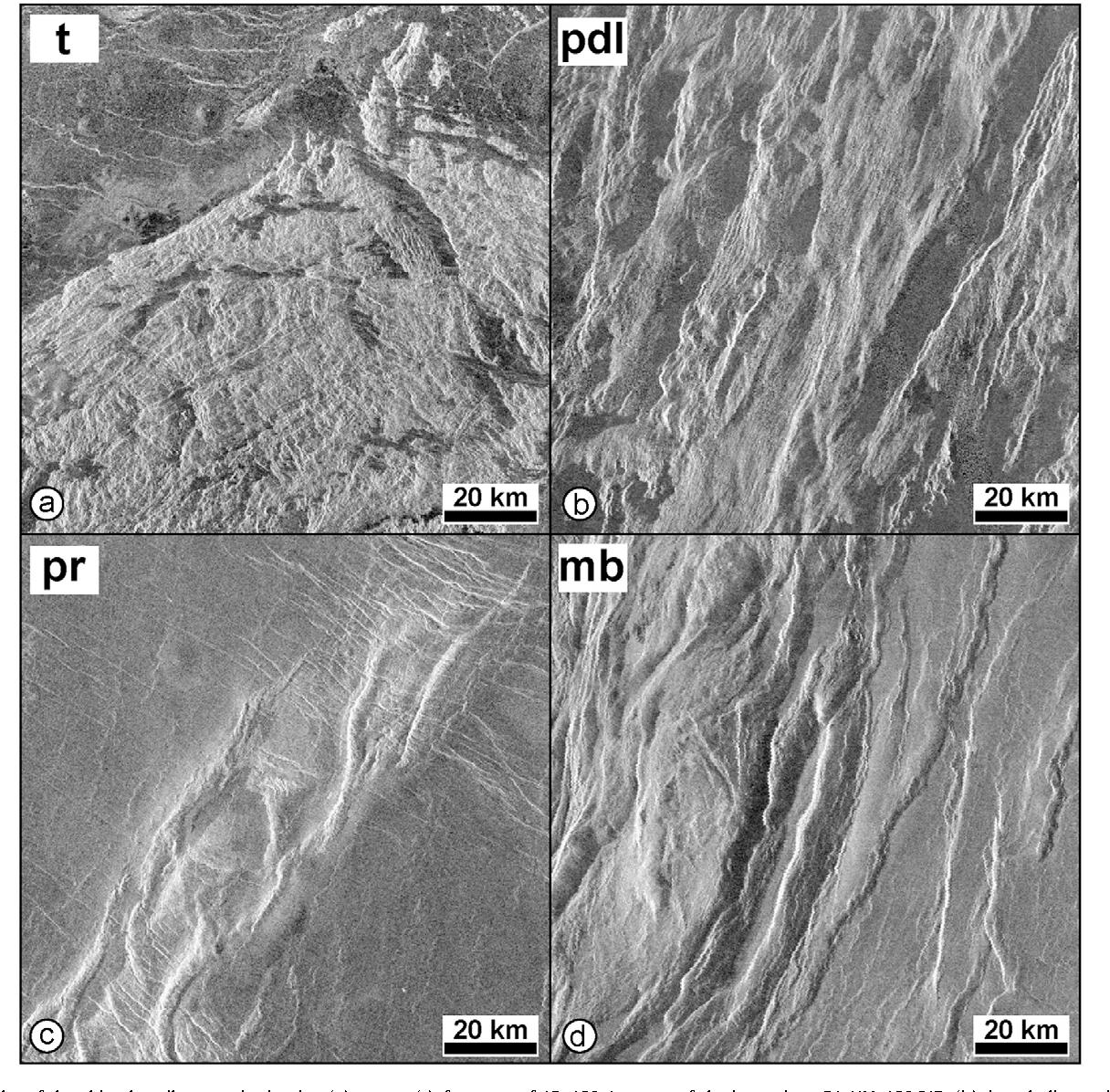 Figure 2 from Global geological map of Venus - Semantic Scholar on