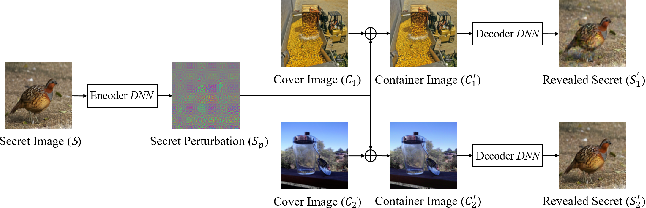 Figure 3 for Universal Adversarial Perturbations Through the Lens of Deep Steganography: Towards A Fourier Perspective