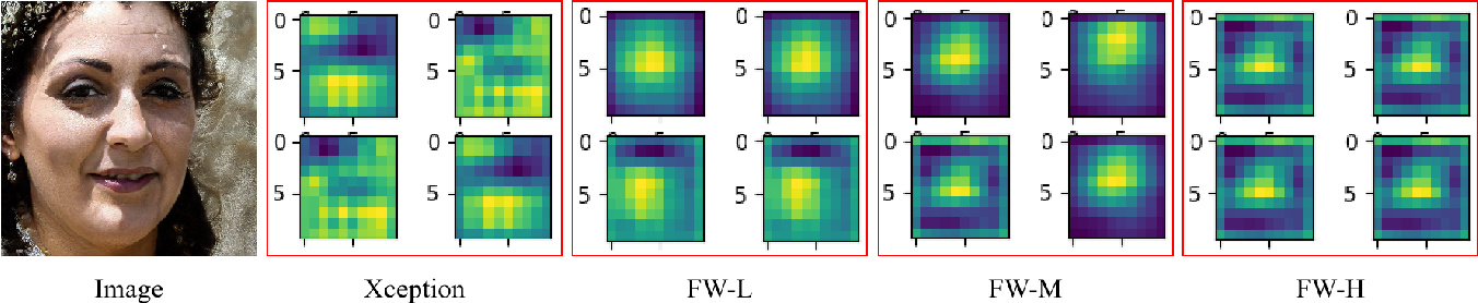 Figure 3 for Interpretable Face Manipulation Detection via Feature Whitening