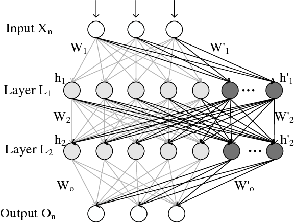 Figure 1 for Metabolize Neural Network