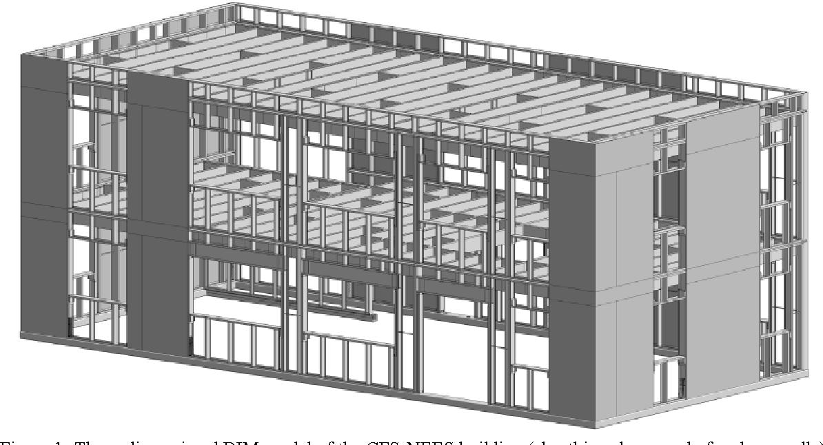 Modeling the seismic response of cold-formed steel framed buildings ...