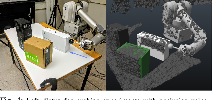 Figure 4 for Joint Inference of Kinematic and Force Trajectories with Visuo-Tactile Sensing