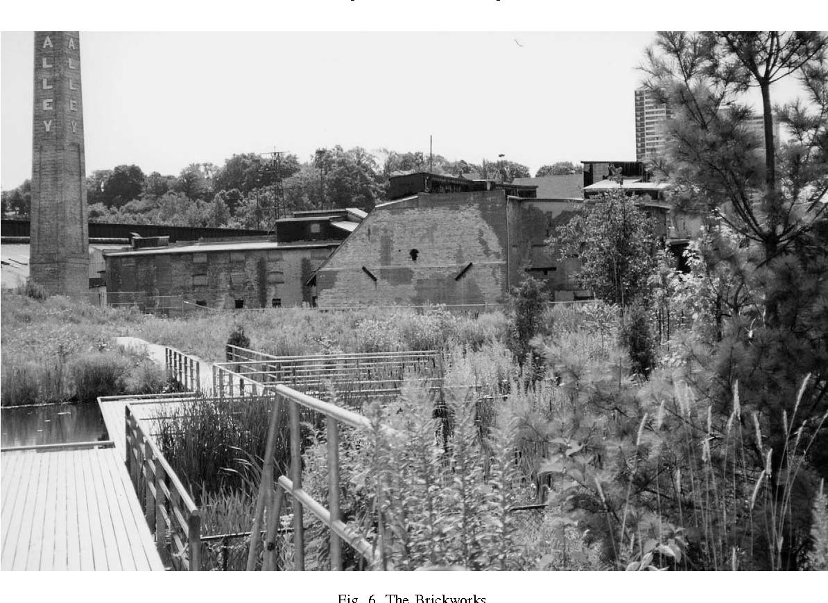 Fig. 6. The Brickworks.