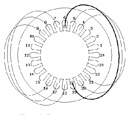 Figure 5 From Modeling Split Phase Induction Motors With Center