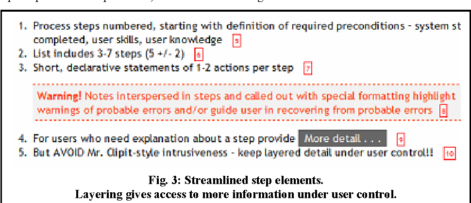 A Process Documentation Model For DCMI Semantic Scholar - Process documentation guide