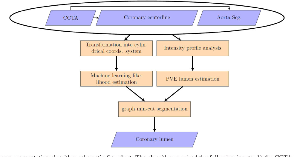 Figure 2 for Improving CCTA based lesions' hemodynamic significance assessment by accounting for partial volume modeling in automatic coronary lumen segmentation
